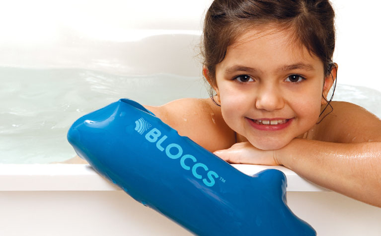 Buy Waterproof Cast Protectors And Cast Covers From Bloccs In The Us